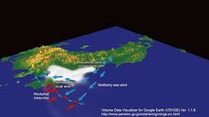 Japan - It's A Wonderful Rife: Winds Blew Radioactive Materials From Fukushima To...