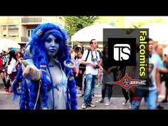 Falcomics 2014 Comics Cosplay