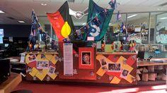 Reconciliation Week at SMC library Hobart