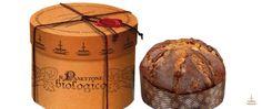 BIOLOGICO - Dolce artigianale da forno con freschi canditi d'arancio e uvetta, materie prime provenienti da agricoltura biologica. -: #Natale 2013 :-