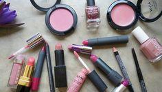 Favorite pinks, taken in Sri Lanka :-) from AllTheBestBeauty.com