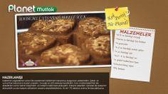 """""""kekperisi"""" programında Pasta Şefi Başak Ergen'in sizler için yaptığı """"Bademli Vişneli Hafif Kek"""" tarifi."""