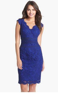 Gorgeous! http://shop.nordstrom.com/s/tadashi-shoji-embroidered-lace-sheath-dress-regular-petite/3434946?origin=category-personalizedsort&contextualcategoryid=0&fashionColor=Aqua+Blue&resultback=365