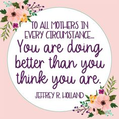 Latter-Day Saint Favorites - Marjorie Pay Hinckley and Relief Society Quotes Relief Society, Ministering Lds, Lds Talks, General Conference Quotes, Conference Talks, Society Quotes, Mothers Day Quotes, Mother Sayings, Happy Mother S Day
