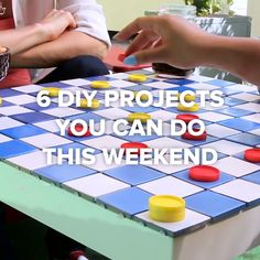 6 DIY Projects You Can Do This Weekend