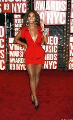 Beyoncé MTV VMA's 2009
