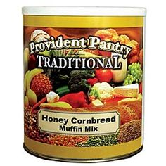 Honey Cornbread & Muffin Mix - 72 oz