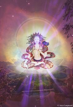 White Tara is the Bodhisattva of wisdom and compassion. Meditating on her is said bring longevity of life.