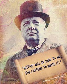 Sir Winston Leonard Spencer-Churchill, KG, OM, CH, TD, DL, FRS, RA, British politician, Prime Minister of the United Kingdom (1877 - 1943)