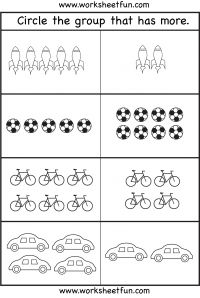 7 Greater Than Less Than Kindergarten Worksheets More Less Worksheets √ Greater Than Less Than Kindergarten Worksheets . 7 Greater Than Less Than Kindergarten Worksheets . Paring Numbers Worksheet Kindergarten in Kindergarteen Worksheets Printable Preschool Worksheets, Free Kindergarten Worksheets, Free Preschool, Preschool Learning, Worksheets For Kids, Fractions Worksheets, Alphabet Worksheets, Area Worksheets, Free Printables