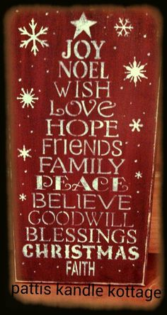 Christmas (idea: print on sled for outside front door) Christmas Canvas, Christmas Quotes, Little Christmas, Christmas Signs, Christmas Projects, Christmas And New Year, All Things Christmas, Winter Christmas, Holiday Crafts