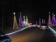 newport news lights