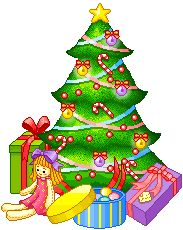 30 Amazing Christmas Tree Gifs To Share - Best Animations
