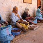 De berbers, makers van de arganolie verzorgingslijn. #wereldwinkels #argandia