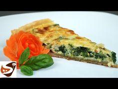 Torta salata con verdure e formaggio – Facilissima e buonissima – Antipasti - YouTube