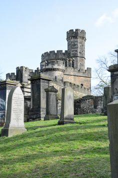 Edinburgh Calton Cemetary (Wil 6784)