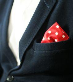 #ek #edytakleist #handamde #biedronki #ladybirds #poszetki #pocketsqare #moda #modnymezczyzna #men #ellegant