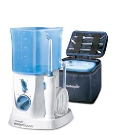 WP-300 Traveler Water Flosser with Open Case
