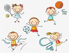 29 ideas sport art activities for kids children for 2019 Little Boy Drawing, Drawing For Kids, Sports Day Poster, Stick Figure Drawing, Easter Stickers, Cartoon Sketches, Art Activities For Kids, Sports Wallpapers, Stick Figures