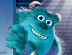 Sully from Monster's Inc.