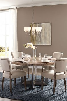Bannock 5 Light Chandelier By Sea Gull Lighting Allows This Transitional Design To Easily Fit Lightingdining Room