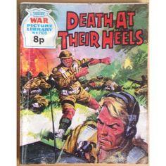 War Comic Picture Library #1108 Action Adventure Fleetway £2.00