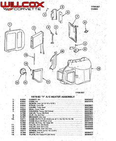1979 Corvette Dash Panel 1994 Corvette Dash Wiring Diagram