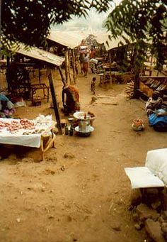 Togo West Africa- someday I'll work in a hospital there for a week!