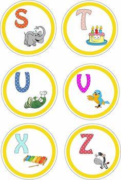 Preschool Learning Activities, Kids Education, Montessori, Alphabet, Early Education, Alpha Bet