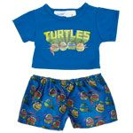 Teenage Mutant Ninja Turtles PJs 2 pc. This or similar build a bear outfits for bunny