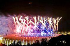 Inauguração do estádio Gigante da Beira-Rio - Porto Alegre - Brasil