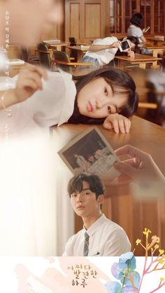 Korean Drama Romance, Liar And His Lover, Korea Wallpaper, Daytime Shooting Star, Joon Hyuk, Kim Sejeong, Drama Fever, W Two Worlds, Happy Pills