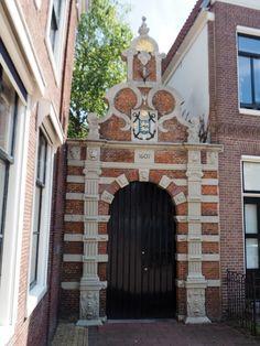 Admiraliteitspoortje, Kerkplein, Hoorn, 2017