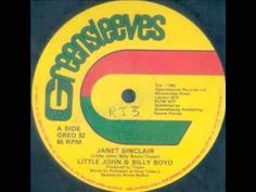 Little John & Billy Boyo, Janet Sinclair