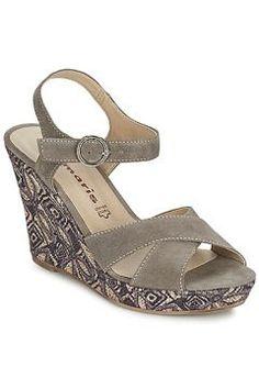 Sandaletler ve Açık ayakkabılar Tamaris MAE https://modasto.com/tamaris/kadin-ayakkabi/br30606ct13 #modasto #giyim