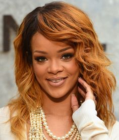 Rihanna's Effortless Waves