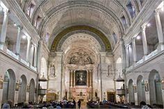 Interior of Fatima Cathedral | Portugal