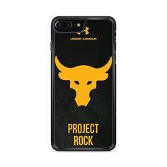Project Rock iPhone 7 Plus   Miloscase Iphone 7 Plus Cases, Phone Cases, Rock, Projects, Log Projects, Blue Prints, Skirt, Locks, The Rock