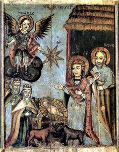 Рождество Христово: иконы | Милосердие.ру