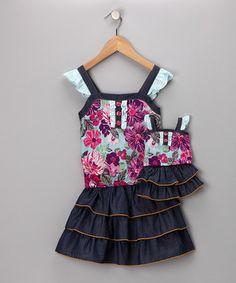 I like the ruffled skirt
