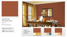 National Trust Historic Paint Colors on Pinterest | Valspar, Paint ...