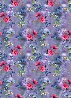 Flower Wallpaper, Pattern Wallpaper, Iphone Wallpaper, Beautiful Pink Roses, Beautiful Flowers Wallpapers, Floral Vintage, Vintage Paper, Adult Coloring Book Pages, Coloring Books