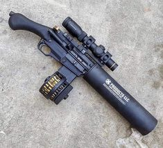 Survival Tips And Strategies For Household Stuff Weapons Guns, Guns And Ammo, Apocalypse, Armas Airsoft, Concept Weapons, Custom Guns, Military Guns, Rifles, Cool Guns