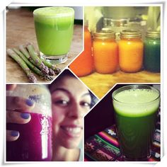 The Glowing Diaries: MY 60 DAY JUICE FAST ADVENTURE
