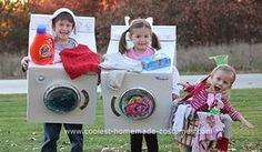 11 costumes you can make from a cardboard box | KaBOOM!
