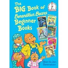 The Big Book of Berenstain Bears Beginner Books (Beginner Books(R)): Stan Berenstain, Jan Berenstain: 9780375873669: Amazon.com: Books