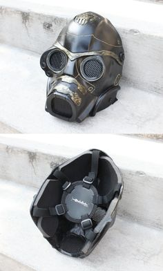EbairSoft Airsoft parts & Tactical Gear - G FMA Wire Mesh Spectre Mask TB557 TB557