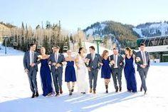 Image result for fun family photo wedding ideas ski