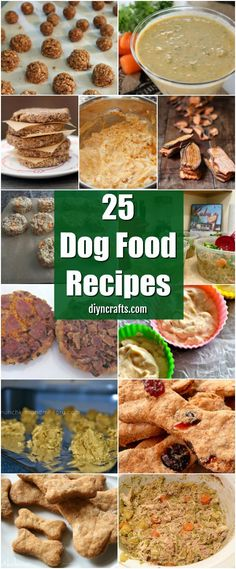 Have you ever made DIY dog food? Try these 25 Lip Smacking Homemade Healthy Dog Food Recipes Your Pooch Will Love Dog Biscuit Recipes, Dog Treat Recipes, Healthy Dog Treats, Dog Food Recipes, Healthy Recipes, Doggie Treats, Healthy Food, Homemade Dog Cookies, Homemade Dog Food