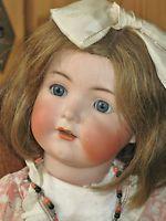 entzückende Charakter - Puppe von Simon & Halbig 1294